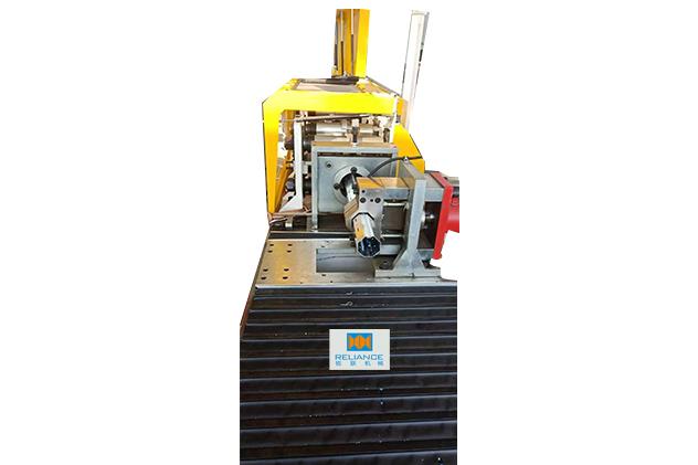 6- 40 60 70mm Octagonal Tube Shutter Door Roll Forming Machine