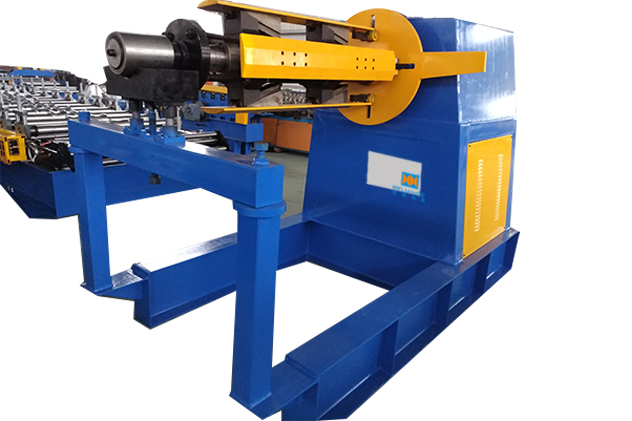 Tab 2-1 Hydraulic Uncoiler For Roof roll forming machine