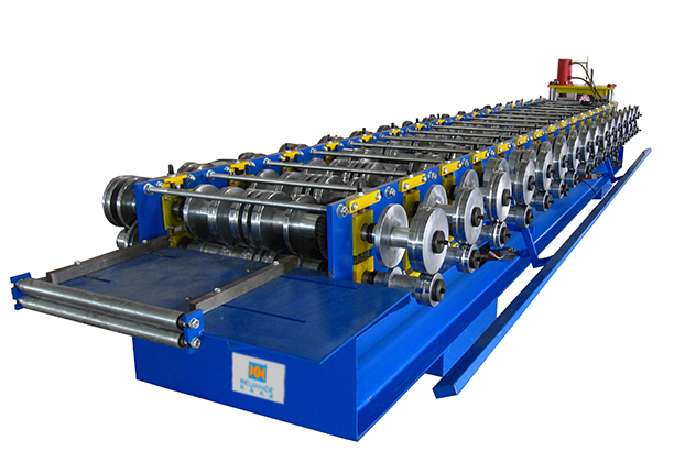 Tab 2-1- Roll forming section of Standing Seam Roof Machines