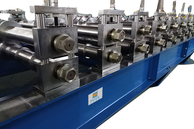 Tab 2-3 Roll stand of Roof roll forming machine