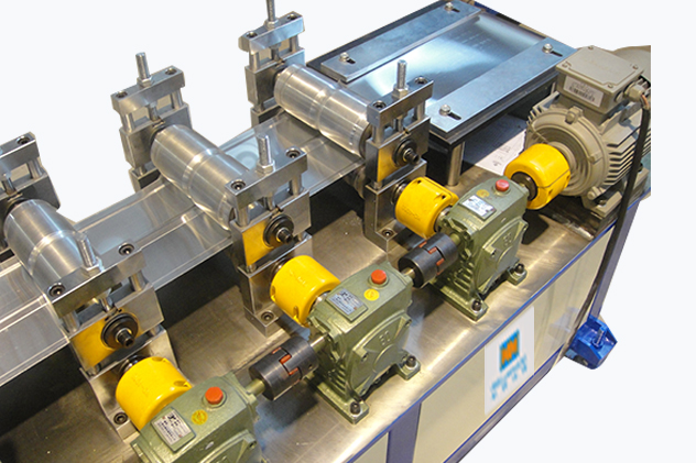Tab 2-3 roll forming for Shutter Door Roll Forming Machines