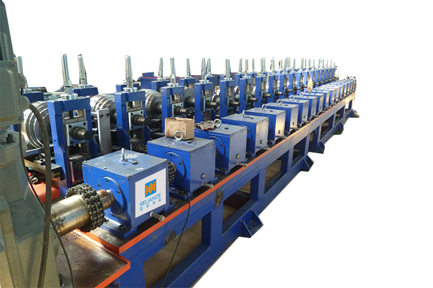 Tab 2-4 roll former for door frame roll forming machine