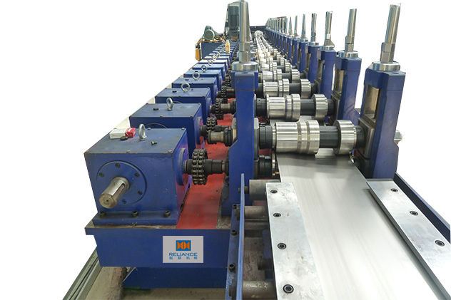 Tab 2-5 roll former for door frame roll forming machine