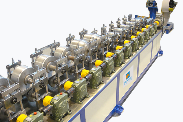 Tab 2-5 roll forming for Shutter Door Roll Forming Machines