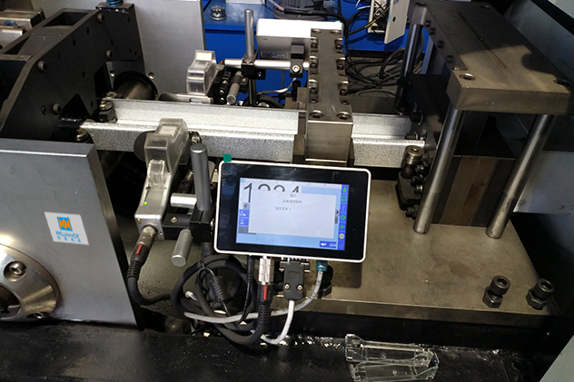 Tab 2-6 inkhet printing for steel framing machine