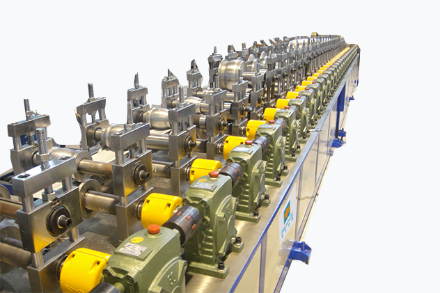 Tab 2-6 roll forming for Shutter Door Roll Forming Machines