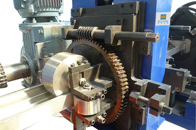 Tab 2-6 turkheadfor door frame roll forming machine