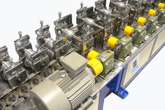 Tab 2-7 roll forming for Shutter Door Roll Forming Machines
